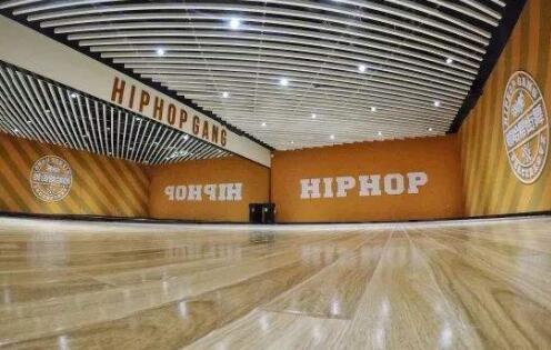 上海嘻哈帮街舞普陀区万代南梦宫校区